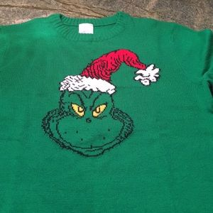 Other - Grinch Christmas sweater
